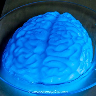 Glow In The Dark Jello Brains
