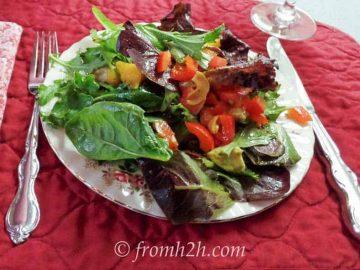 The Best Grilled Chicken Salad