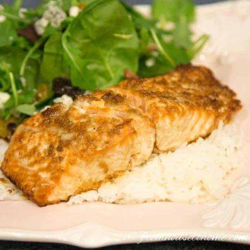 Asian Inspired Salmon