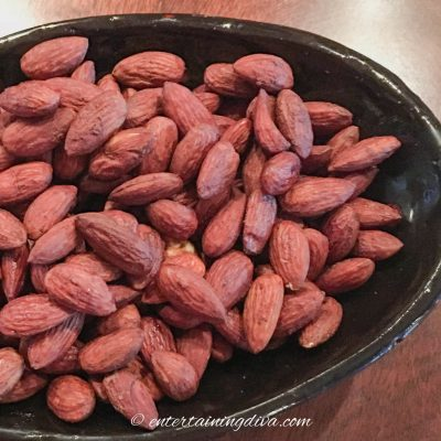 tamari roasted almonds recipe