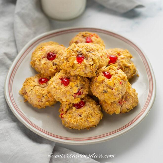 cherry winks cookies
