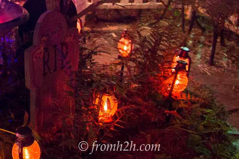 Halloween Path Lights